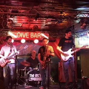 The Int'l Language - Rock Band in Fort Lauderdale, Florida