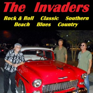 The Invaders - Rock Band / Cover Band in Winston-Salem, North Carolina