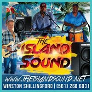 Winston Shillingford and The Island Sound - Reggae Band in Palm Beach, Florida