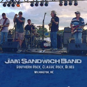 The Jam Sandwich Band - Classic Rock Band in Wilmington, North Carolina