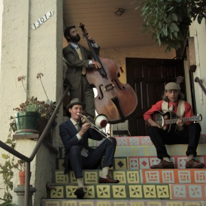 The James Zeller Trio - Jazz Band / New Orleans Style Entertainment in San Francisco, California