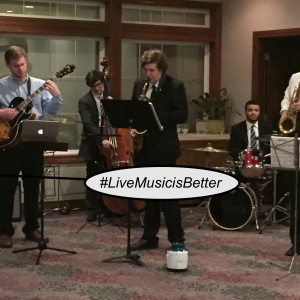 The Jazz Collective - Jazz Band / Wedding Band in Champaign, Illinois