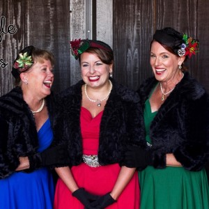 The Jingle Belles SLO - A Cappella Group in San Luis Obispo, California