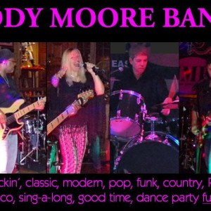 The Jody Moore Band - Cover Band in Cape Cod, Massachusetts