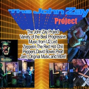 The John Zay Project - Rock Band in Delray Beach, Florida