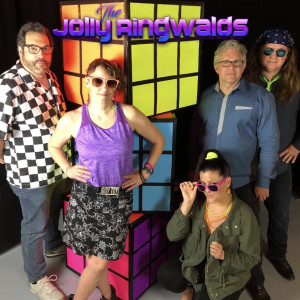 The Jolly Ringwalds - 1980s Era Entertainment / Tribute Band in Chicago, Illinois