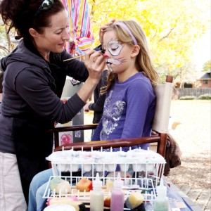 The Joy of Facepainting - Face Painter / Princess Party in Champaign, Illinois