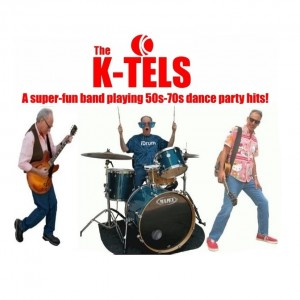 The K-Tels - Oldies Music in Atlanta, Georgia