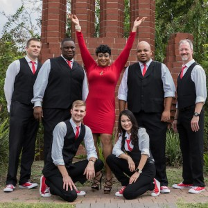 The Keeshea Pratt Band - Blues Band in Houston, Texas
