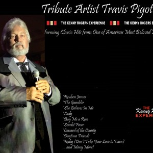 The Kenny Rogers Experience - Kenny Rogers Impersonator in Charleston, South Carolina