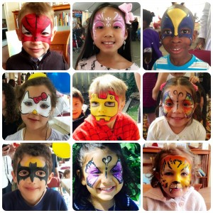 The Kids Palace - Face Painter in Mississauga, Ontario