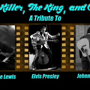 The Killer,The King,and Cash Show - Tribute Band in St Louis, Missouri