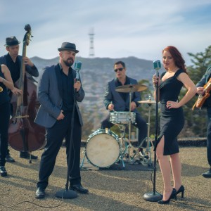 The Klipptones - Dance Band / Rockabilly Band in San Francisco, California
