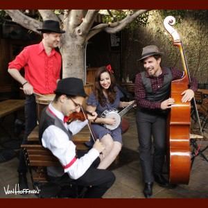 Kristen Lynn & The Foxgloves - Party Band / Bluegrass Band in Los Angeles, California