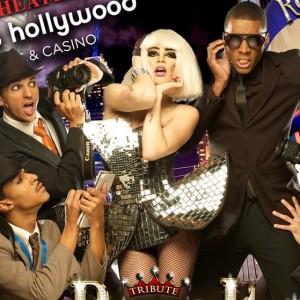 The Lady Gaga Tribute - Lady Gaga Impersonator in Las Vegas, Nevada