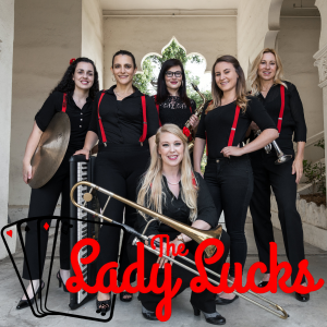 The Lady Lucks - LA's All Female Swing Band - Cover Band / College Entertainment in Los Angeles, California