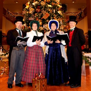 The Lamplight Singers - Christmas Carolers in Oswego, Illinois
