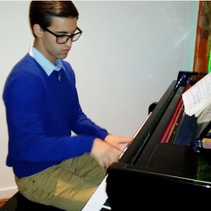 The life of music - Pianist in Reisterstown, Maryland
