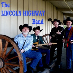 The LINCOLN HIGHWAY Band - Country Band in Lincoln, California
