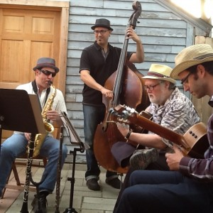 The Little Big Band - Jazz Band / Wedding Musicians in Portland, Oregon