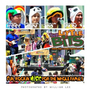 The Little Bits - Children's Music in San Francisco, California