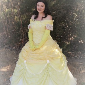 Curtseys and Castles Character Company - Princess Party / Superhero Party in Santa Maria, California