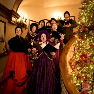 The Lola Bard Holiday Carolers - Christmas Carolers in Los Angeles, California