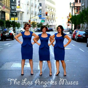 The Los Angeles Muses - Andrews Sisters Tribute Show / Barbershop Quartet in Los Angeles, California