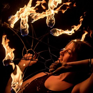 The Lovely Elissa Performance Art - Fire Performer / Outdoor Party Entertainment in Nashville, Tennessee