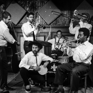 The Luneta Jazz Band - Dixieland Band in New Orleans, Louisiana
