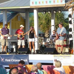 Lunar Tide - Party Band in Wilmington, North Carolina