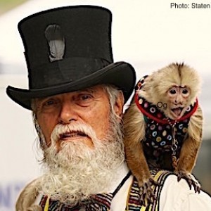 The Monkey Man - Animal Entertainment / Strolling/Close-up Magician in Lancaster, Pennsylvania
