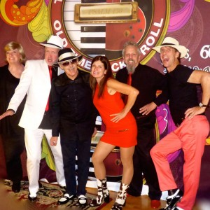The MacDaddy Band - Cover Band / Oldies Music in Bothell, Washington