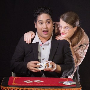 The Magi - Magician / Illusionist in Vancouver, British Columbia