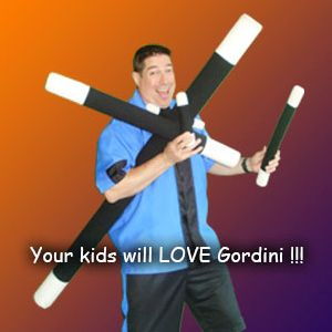 The Great Gordini - Children's Party Magician in Vancouver, British Columbia