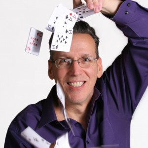The Magic & Comedy of Eric Thompson - Comedy Magician in Warren, Ohio