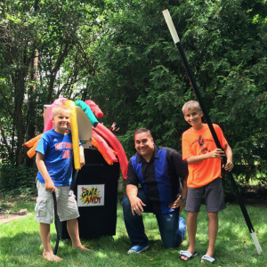 The Magic Fun Man Show - Children's Party Magician / Corporate Magician in Rochester, Michigan
