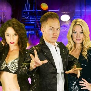 The Magic & Illusions of Ryne Strom - Illusionist / Magician in North Hollywood, California