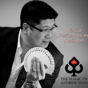 The Magic of Andrew Woo - Children's Party Magician / Halloween Party Entertainment in Brampton, Ontario