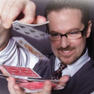 The Magic of Anthony Asimov - Strolling/Close-up Magician in Los Angeles, California