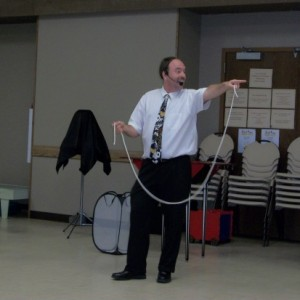 The Magic of Brian Holt - Comedy Magician / Corporate Magician in Rockford, Illinois