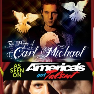 The Magic Of Carl Michael - Illusionist / Halloween Party Entertainment in Charleston, South Carolina