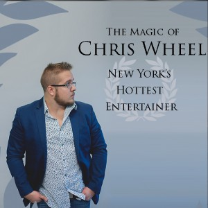 The Magic of Chris Wheel - Magician / Holiday Party Entertainment in Syracuse, New York