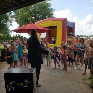 The Magic of Doug Dern - Children's Party Magician / Psychic Entertainment in Highland, Michigan