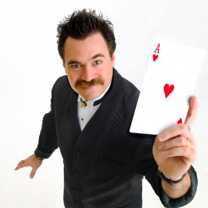 """The Magic of FRANK THURSTON"" - Magician in Bakersfield, California"