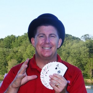 The Magic of Joe Castricone - Corporate Magician in Severna Park, Maryland