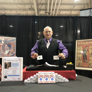 The Magic of Steven Perry - Corporate Magician / Magician in Raleigh, North Carolina
