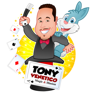 The Magic of Tony Venetico - Magician in Schaumburg, Illinois