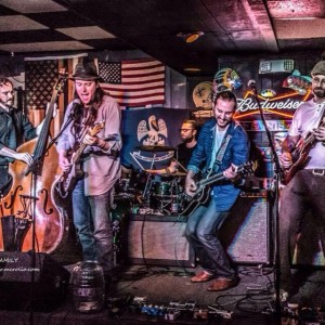 The Mansion Family - Americana Band in Marshall, Texas