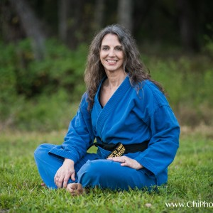 The Martial Arts Woman - Motivational Speaker in Tampa, Florida